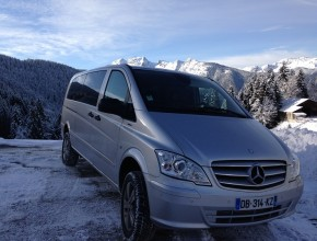 Transport Vito 4x4