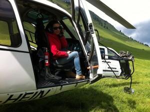 Baptêmes hélicoptère